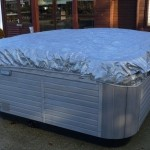 Spa Cap outer cover 8ft x 8ft  x 12